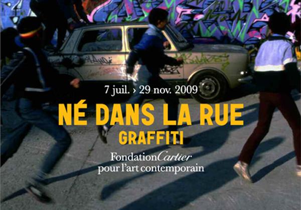 Affiche Graffiti