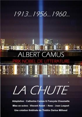 «La Chute» de Camus au théâtre Darius Milhaud