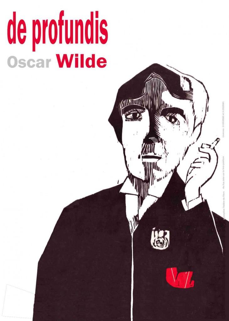 «De Profundis» d'Oscar Wilde au Lucernaire