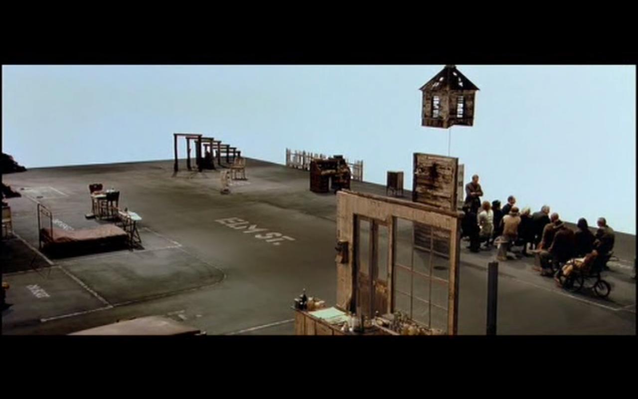 Analyse d'une séquence de «Dogville» de Lars Von Trier