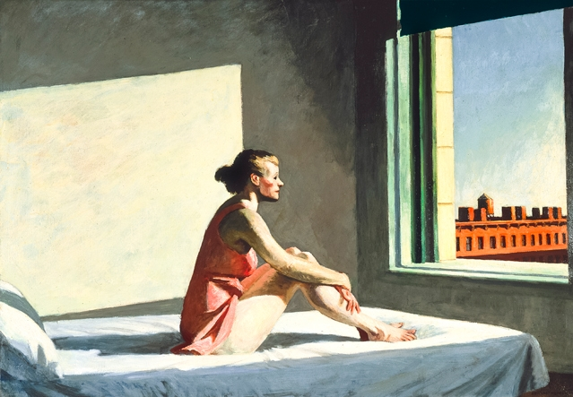 Hopper - Morning sun