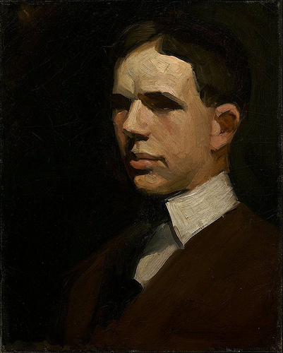 Hopper - Self-portrait