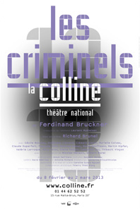 Les criminels - colline
