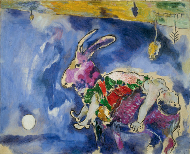Chagall - Le Rêve