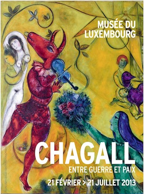 Chagall - Luxembourg