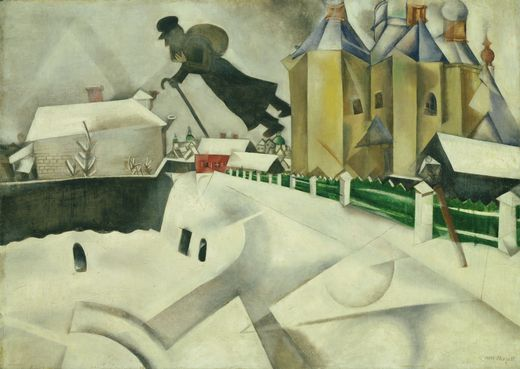 Chagall - Vitesbk