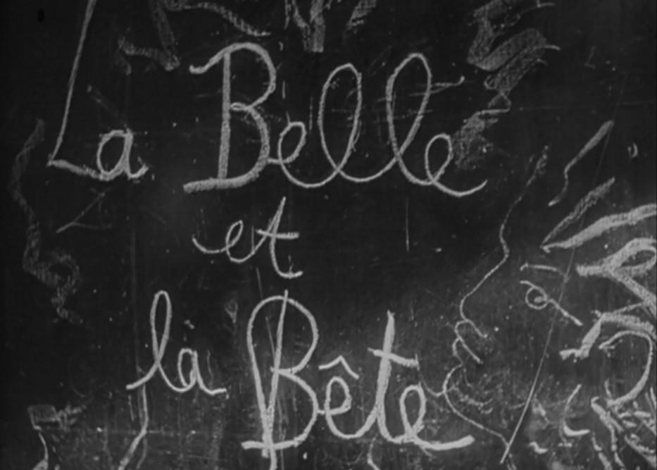 La Belle et la Bête - Cocteau