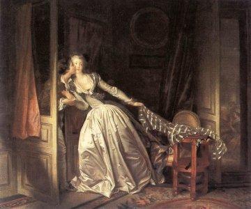 Fragonard - Le baiser volé
