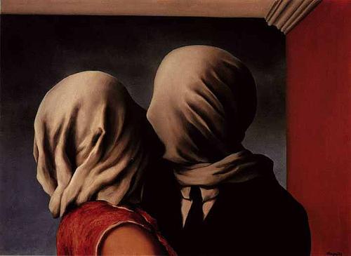 Les Amants - Magritte