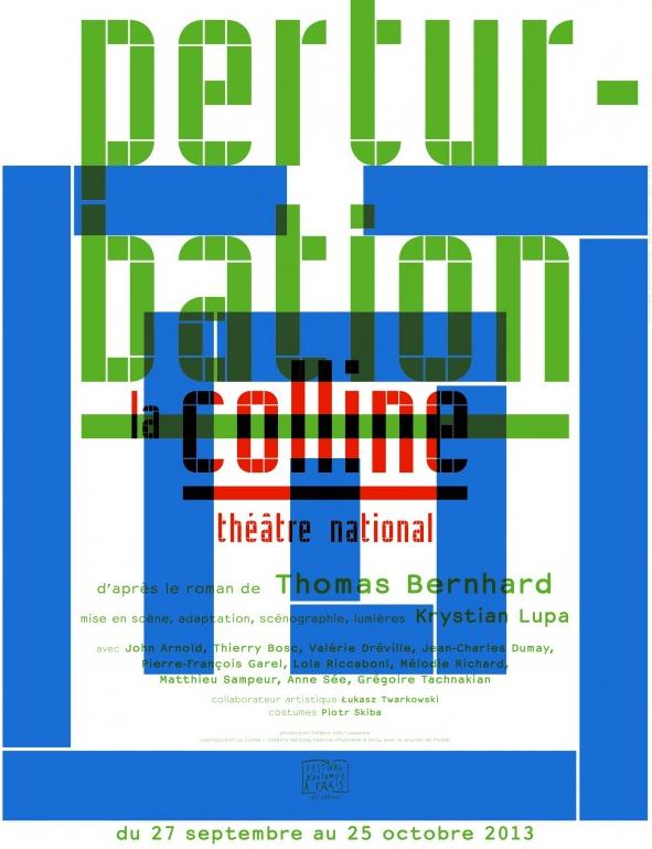 Perturbation - Colline