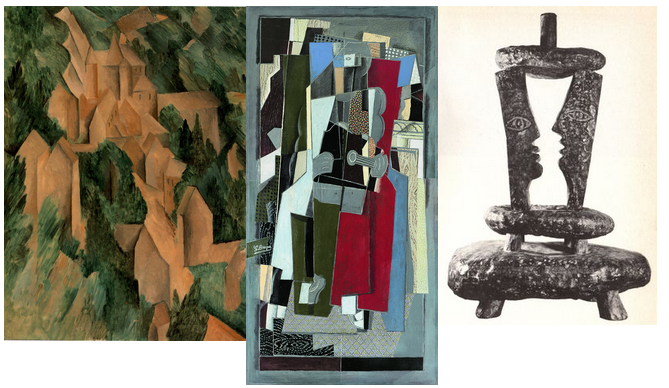 Braque - trois oeuvres