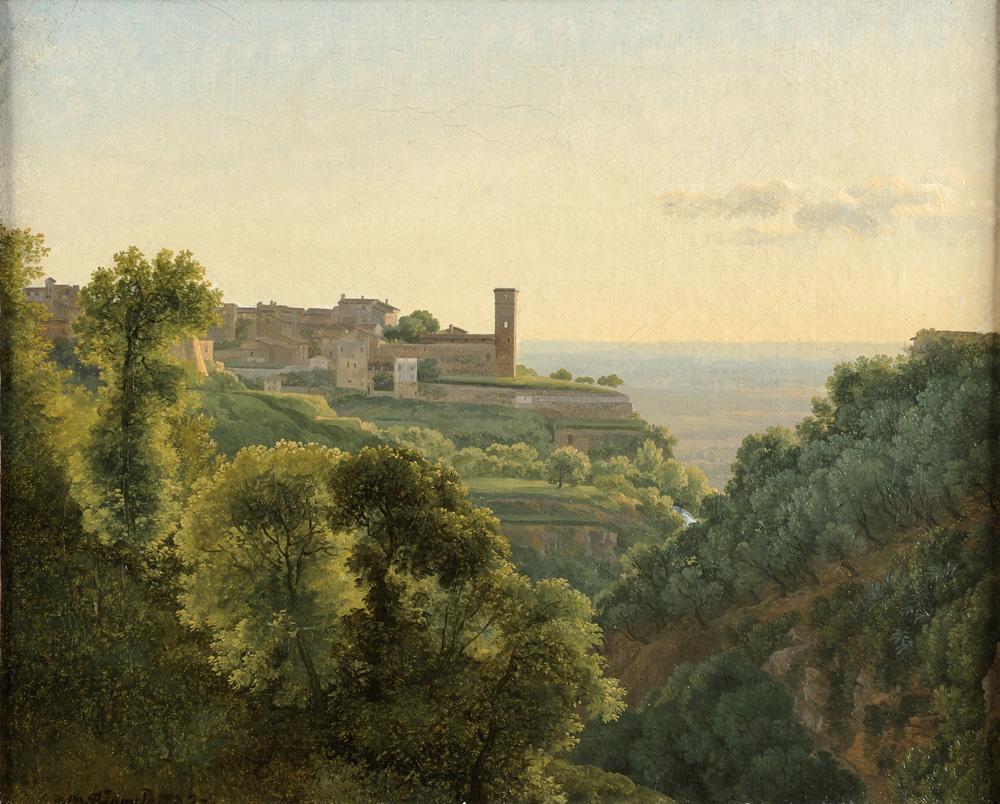 Bidauld - Vue de Tivoli