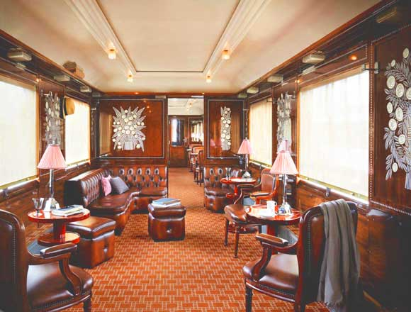 Orient Express - wagon bar