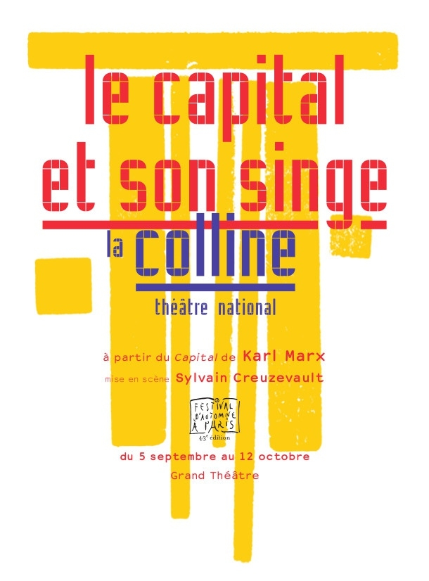 Le Capital et son Singe - affiche
