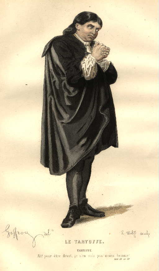 Tartuffe - personnage