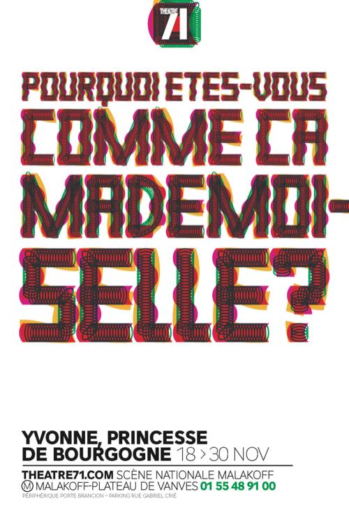 Yvonne - affiche