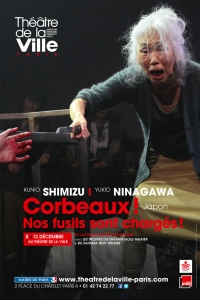 Corbeaux - affiche