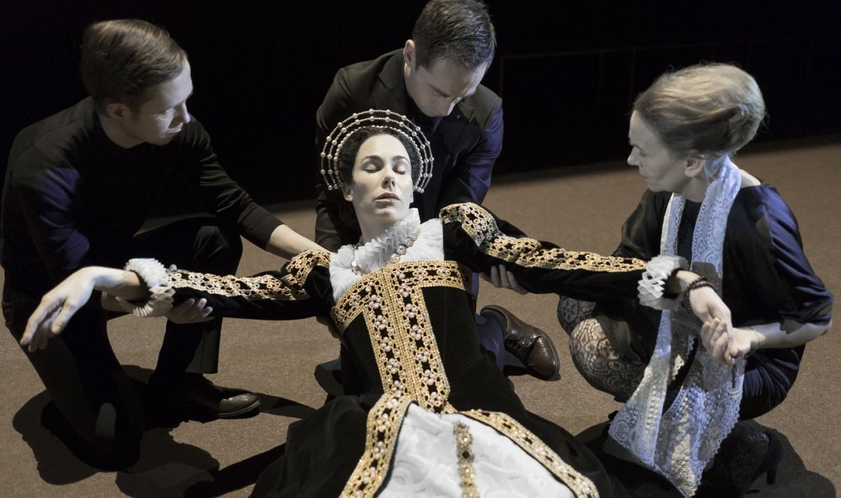 Mary Stuart - fin