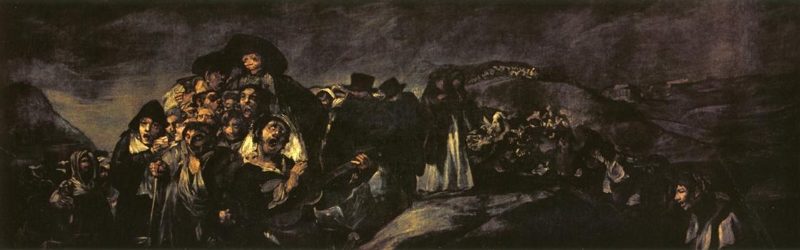 Goya - Le Pèlerinage à Saint Isidore