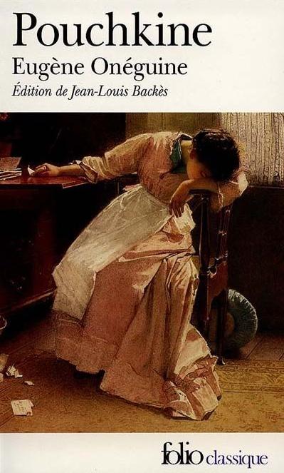 Eugène Onéguine - femme