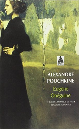 Eugène Onéguine - Pouchkine
