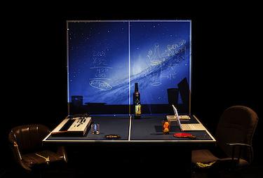 Las ideas - table