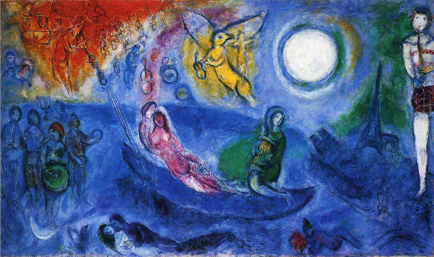 Chagall - The Concert
