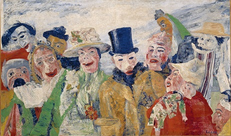 Ensor - l'intrigue