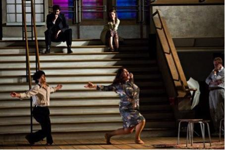 Fin de l'histoire - danse