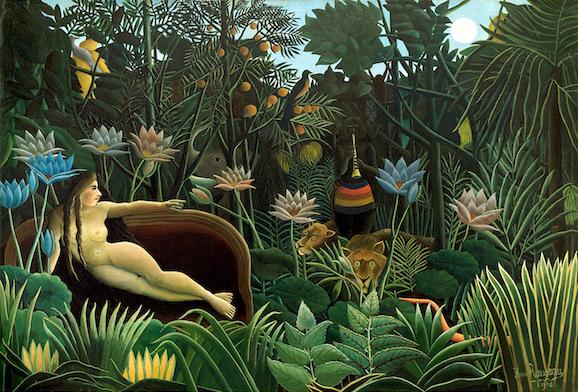 Rousseau - Le Rêve