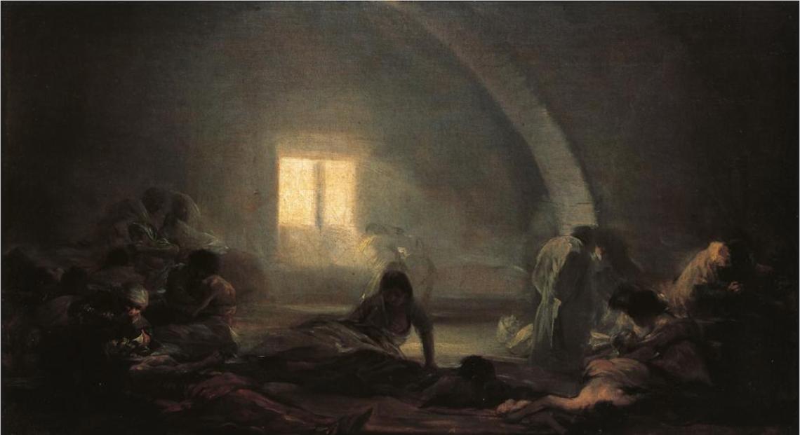Goya - La Peste
